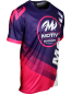 Preview: Motiv Velocity Jersey Hot Pink/Navy Seite