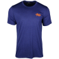 Preview: Motiv Flux T-Shirt - Navy Heather front