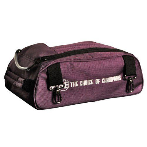 Vise Grip 2-Ball tote Add-on shoe bag purple