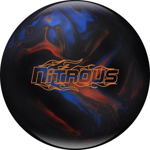 Columbia Nitrous black/blue/bronze