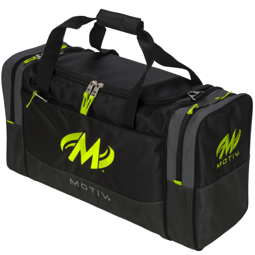 Motiv Shock 2-Ball Tote grey/lime