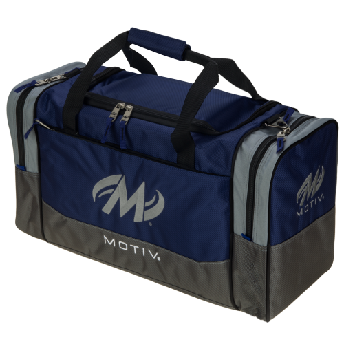 Motiv Shock 2-Ball Tote navy