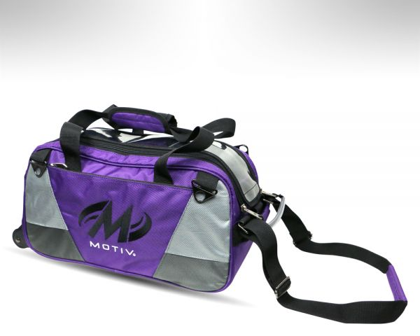 Motiv Ballistix 2-Ball Tote purple