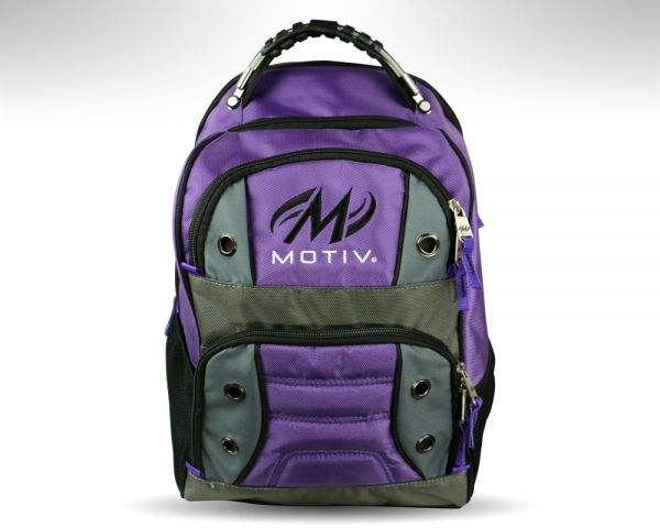 Motiv Intrepid Backpack purple