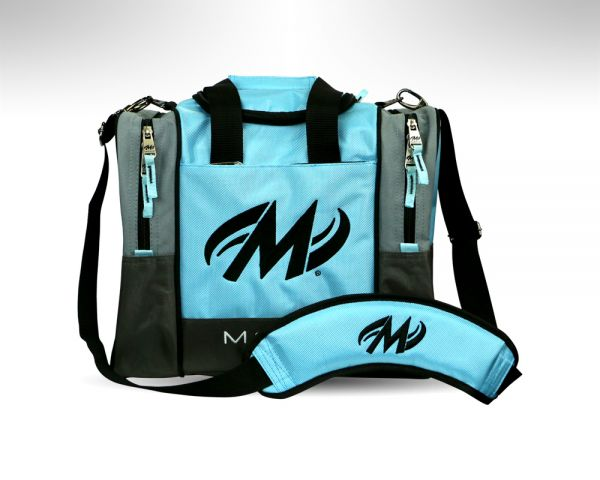 Motiv Shock 1-Ball Tote cyan