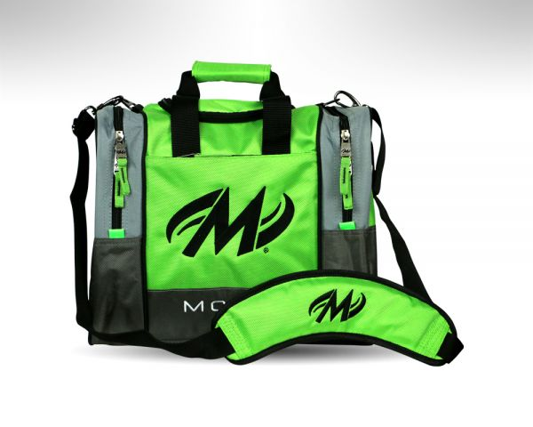 Motiv Shock 1-Ball Tote lime