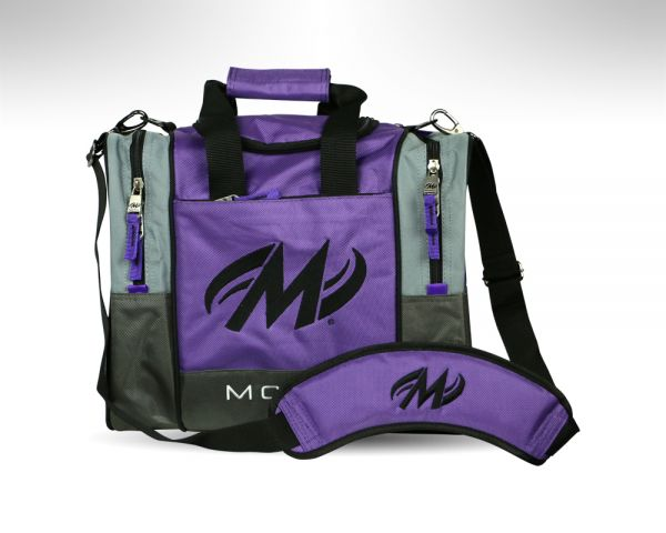 Motiv Shock 1-Ball Tote purple