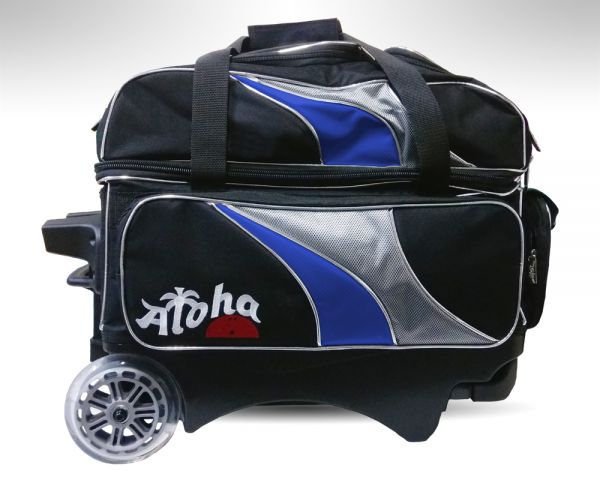 Aloha 2-Ball Bag blue