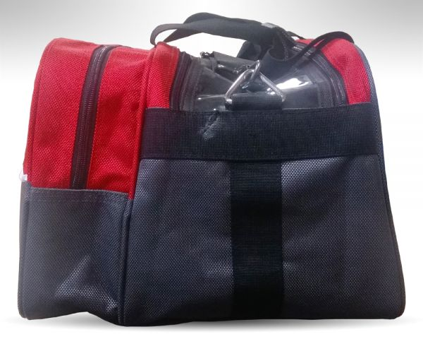 Aloha Wave Double tote red