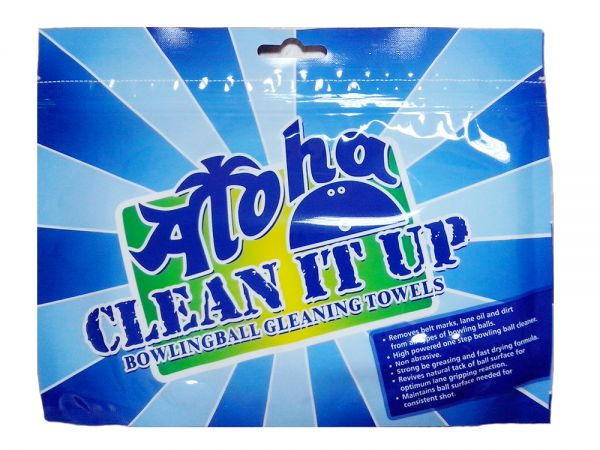 Aloha Premium Set w. Aloha Clean it Up