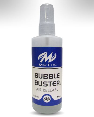 Bubble Buster Air Release