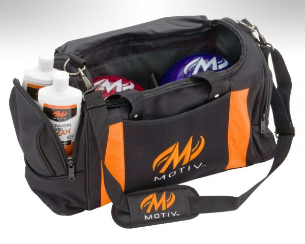 Motiv Deluxe Double Tote orange