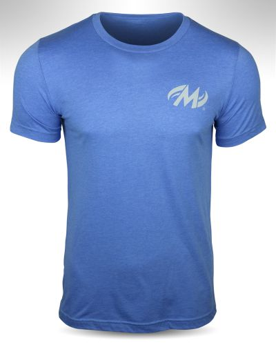 Motiv Flux T-Shirt - blue