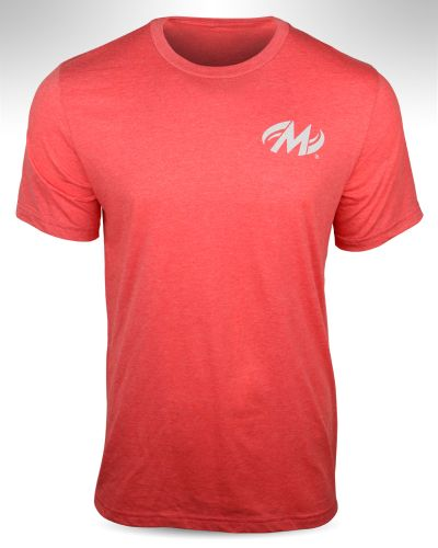 Motiv Flux T-Shirt - Red