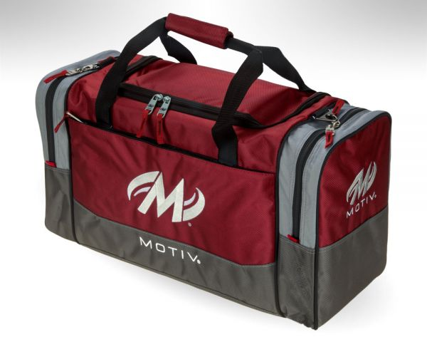 Motiv Shock 2-Ball Tote rot