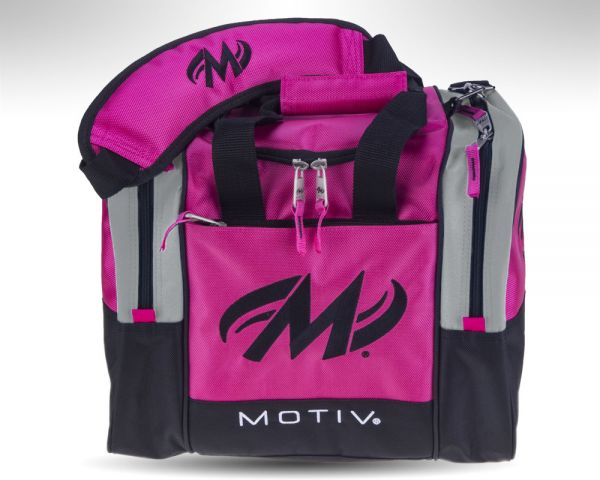 Motiv Shock 1-Ball Tote hot pink