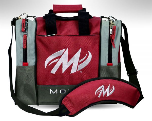 Motiv Shock 1-Ball Tote rot