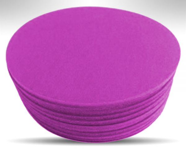Genesis Pure Surface Purple Pad - 1000 Grit