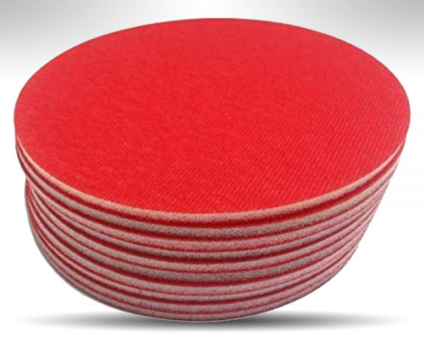 Genesis Pure Surface Red Pad - 3000 Grit