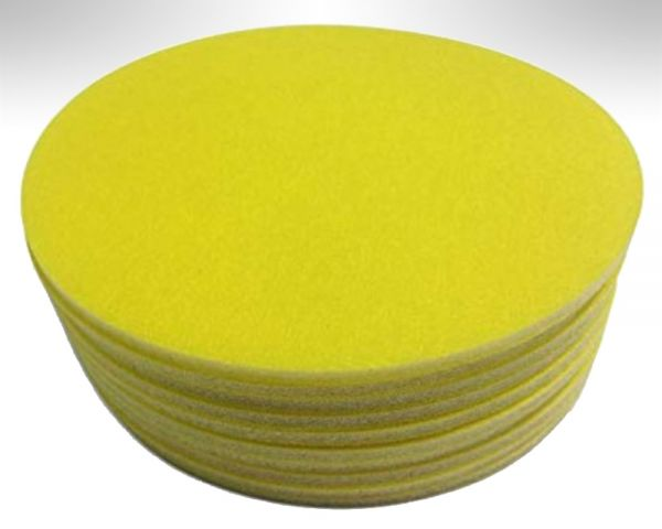 Genesis Pure Surface Yellow Pad - 5000 Grit