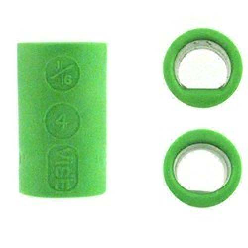 Bowling Vise Grip Fingereinsatz P//O grün