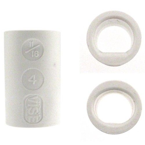 Vise Grip Fingerinsert P/O white