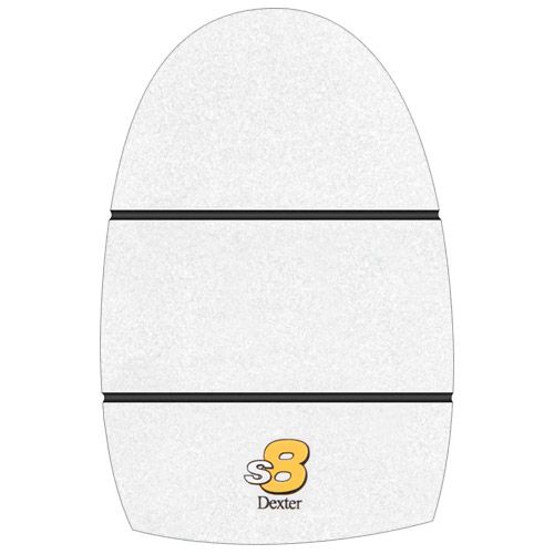 Dexter replacement sole The 9 S8 white microfiber