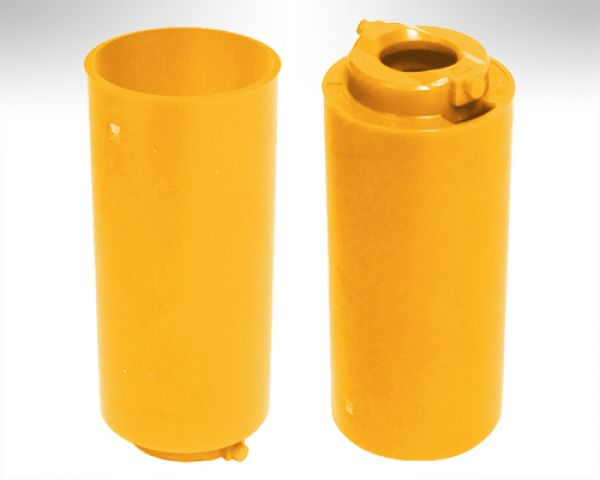 "Turbo 2-in-1 Bowling Switch Grip Inner Sleeve With ORANGE 1 1//4/"" Slug"