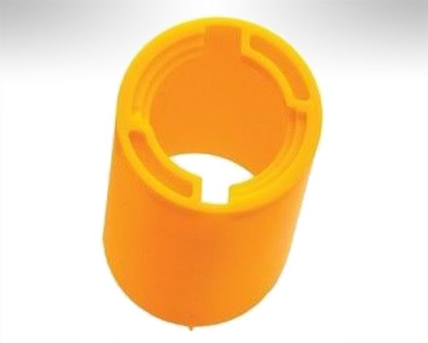 Turbo Switch Grip Outer Sleeve orange