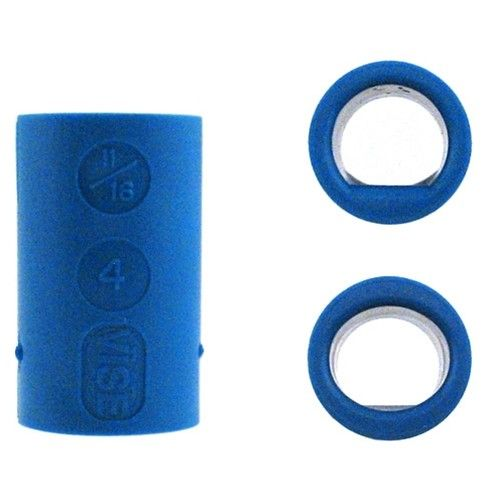 Vise Grip Fingerinsert P/O blue