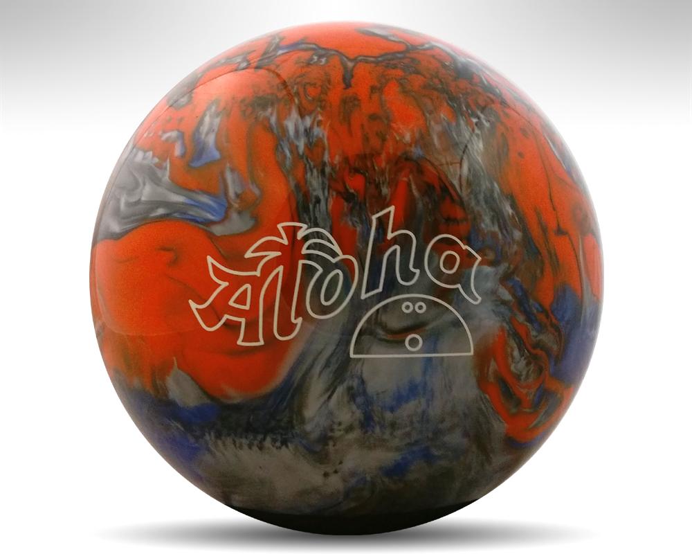 Aloha Bowling Microfiber Grip Ball