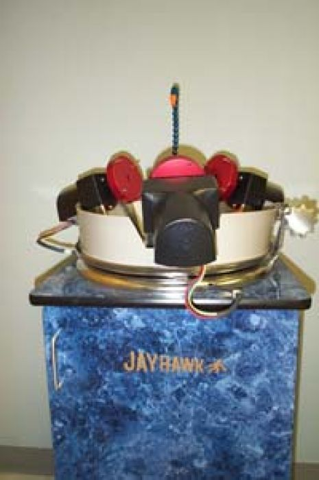 "Jayhawk Cook Sphere Machine (32"" Cabinet) (only 110 V)"