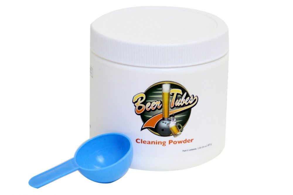 Beertube Cleaning Powder 5oz