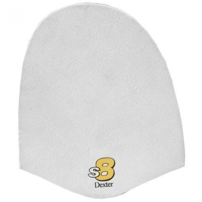 Dexter replacement sole S8 white microfiber
