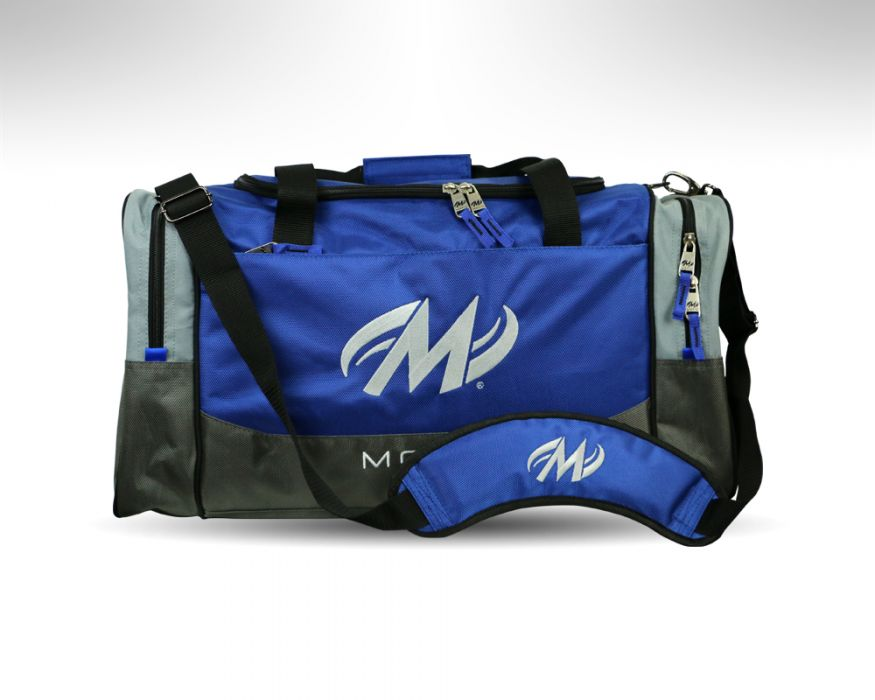 Motiv Shock 2-Ball Tote blau