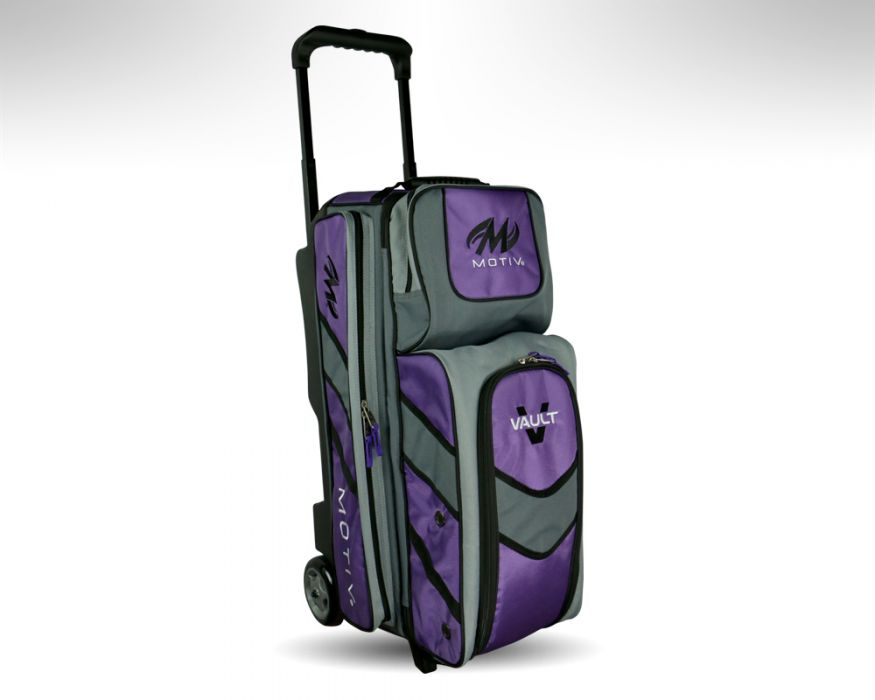 Motiv Vault 3-Ball Roller purple