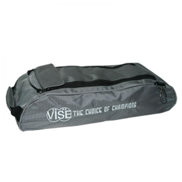 Vise Grip 3-Ball tote Add-on shoe bag grey