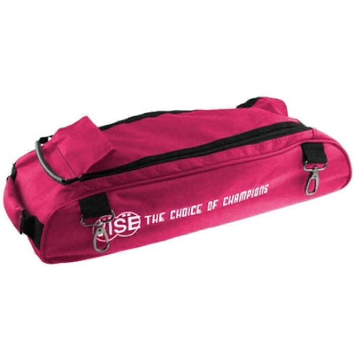 Vise Grip 3-Ball tote Add-on shoe bag pink