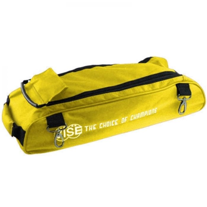 Vise Grip 3-Ball tote Add-on shoe bag yellow