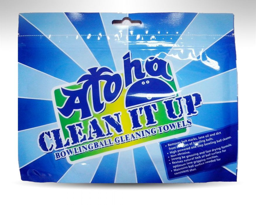 "Aloha ""Clean IT UP"""