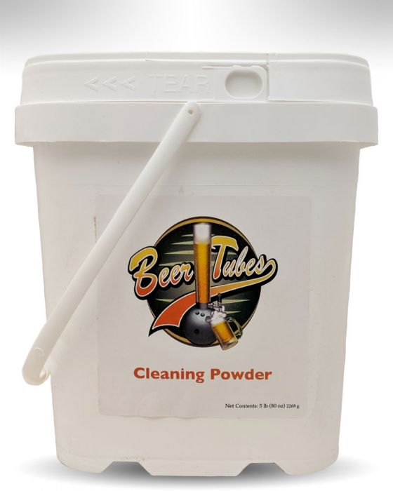 Beertube Cleaning Powder 32oz