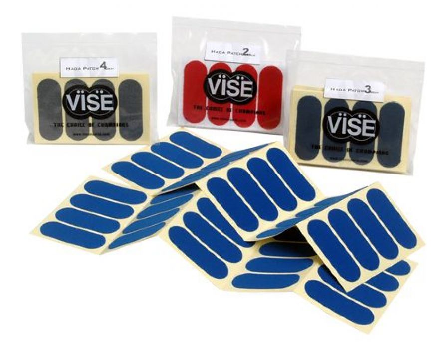 Vise Grip Hada Patch 2 - red