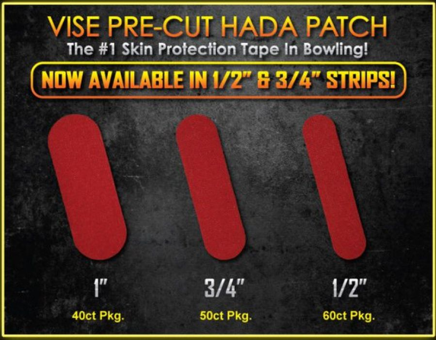 Vise Grip Hada Patch 4 - grey