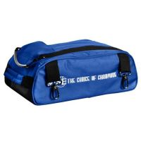 Vise Grip 2-Ball tote Add-on shoe bag blue