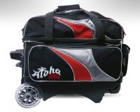 Aloha 2-Ball Bag red