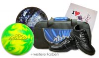 Aloha Reactive Double Deluxe Bowling Set