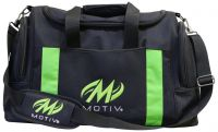 Motiv Deluxe Double Tote green